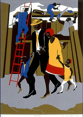 jacob lawrence story painter - photo #22