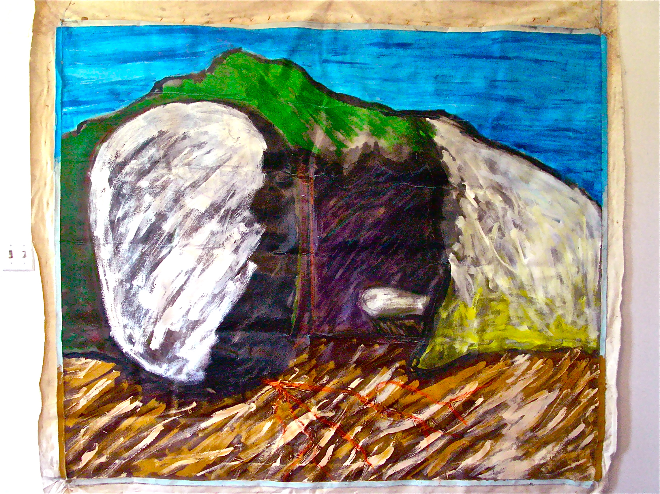 Image result for empty tomb contemporary art