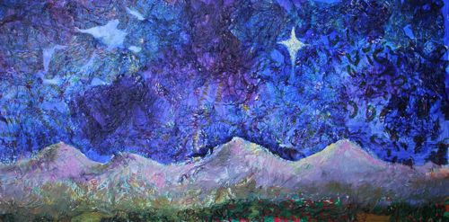 Bethlehem+Night+Acrylic%2C+24%2522x48%2522